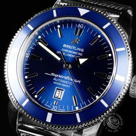 BR21831S Breitling SuperOcean Heritage 46 Close 2