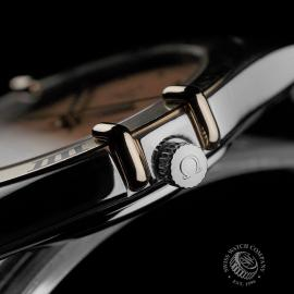 OM22293S Omega Constellation Automatic Close7 1