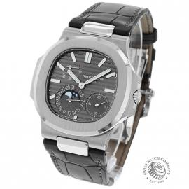PT21241S Patek Philippe Nautilus 18ct White Gold Back