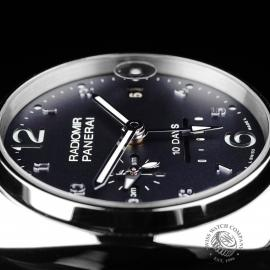 PA1892P Panerai Radiomir 10 Days GMT Automatic Oro Bianco Close6