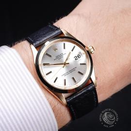 RO21812S Rolex Vintage Date 18ct Wrist