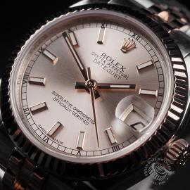RO22635S Rolex Ladies Datejust Close3