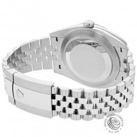RO22710S Rolex Datejust 41 Unworn Back 1