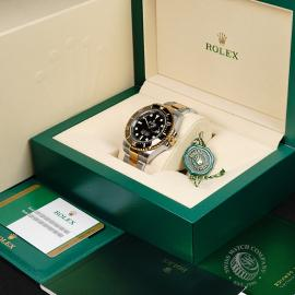 RO22038S Rolex Sea-Dweller Unworn Box