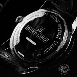 BR22377S Breitling Superocean Heritage II 46 Close9