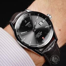 TA21884S Tag Heuer Carrera Twin-Time Wrist