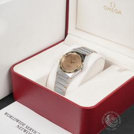 OM22293S Omega Constellation Automatic Box