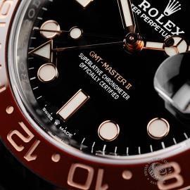 RO22299S Rolex GMT-Master II Unworn Close5