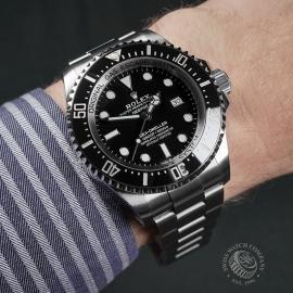 RO22496S Rolex Sea Dweller DEEPSEA Wrist