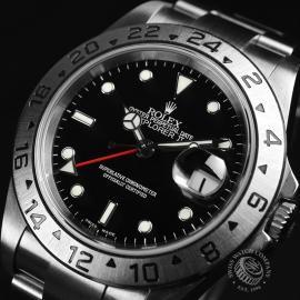 21351S Rolex Explorer II Close2