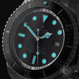 RO22290S Rolex Sea Dweller DEEPSEA MK 1 Close 1