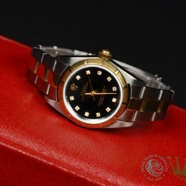 1873P Rolex Ladies Oyster Perpetual Close11