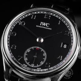 IW21659S IWC Portuguese 8 Day Close 2