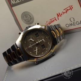 OM20406S Omega Vintage Polaris Quartz Close17