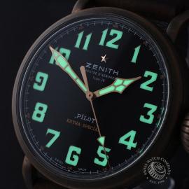 ZE22520S Zenith Pilot Type 20 Extra Special Bronze Close1