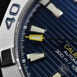 TA21065S Tag Heuer Aquaracer Calibre 5 Close7 1