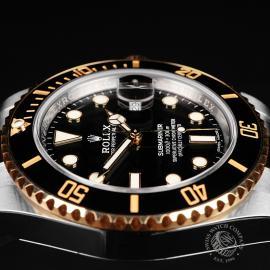 RO1941P Rolex Submariner Date Unworn Close8