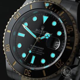 RO22597S Rolex Submariner Date Unworn Close1