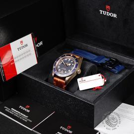 TU21992S Tudor Heritage Black Bay Bronze 'Bucherer Edition' Box