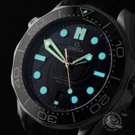 PK21683S Omega Seamaster James Bond Limited Edition Close1