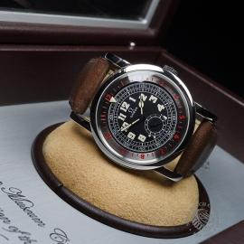 OM21673S Omega Museum Collection 1938 Pilots Watch Close10
