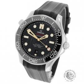 PK21683S Omega Seamaster James Bond Limited Edition Back