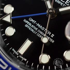 RO20984S Rolex GMT Master II - Unworn Close3