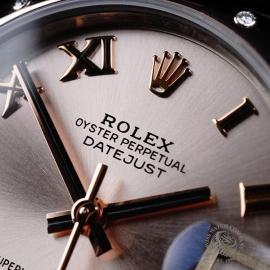 RO21702S Rolex Ladies Datejust Midsize Close3 1