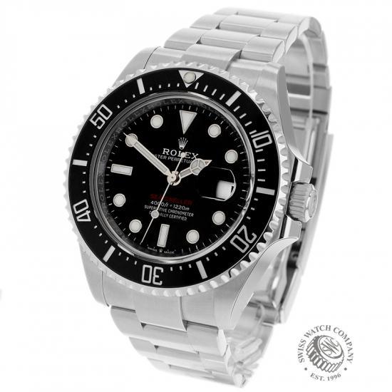 Rolex Sea Dweller 50th Anniversary Unworn