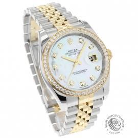 RO21255S Rolex Datejust Dial