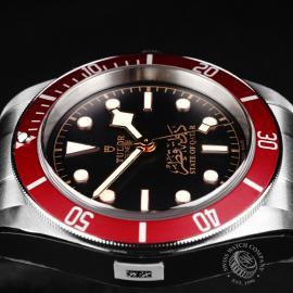 TU22224S Tudor Heritage Black Bay Red Unworn Close6 1