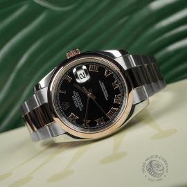 RO22380S Rolex Datejust 36 Close10