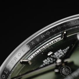 RO22121S Rolex Day-Date 40 White Gold Close5