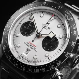 TU22354S Tudor Black Bay Chronograph Unworn Close2