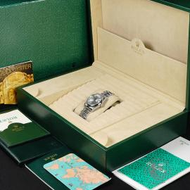 RO21951S Rolex Day-Date Platinum Box