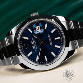 RO22399 Rolex Datejust 41 Close 8