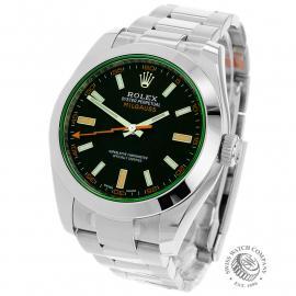 RO21986S Rolex Milgauss Unworn Back