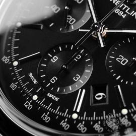 BR22078S Breitling Transocean Chronograph Close4