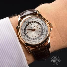 PA18512S Patek Philippe World Time Wrist