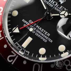 RO1899P Rolex Vintage GMT-Master Close4