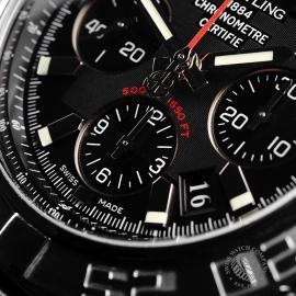 BR1905P Breitling Chronomat 44 Flying Fish Close4