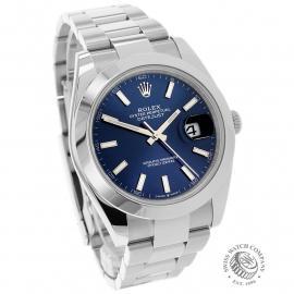 RO22076S Rolex Datejust 41 Unworn Dial