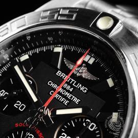 BR1905P Breitling Chronomat 44 Flying Fish Close3