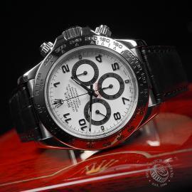 RO22609S Rolex Cosmograph Daytona 'White Gold' Close10