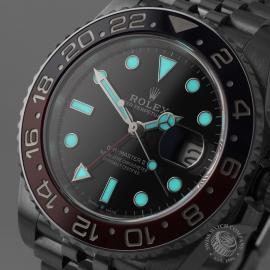 RO21767S Rolex GMT-Master II BLRO Close1
