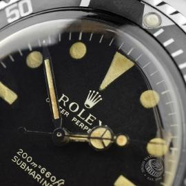 RO21182S Rolex Vintage Submariner Close5