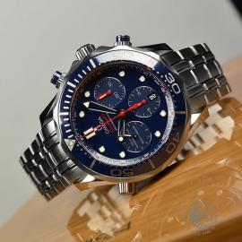 OM2139S Omega Seamaster Professional Chronograph Co Axial Close10