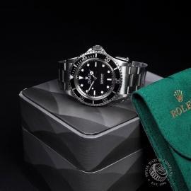 RO21394S Rolex Vintage Submariner 5513 Box 1