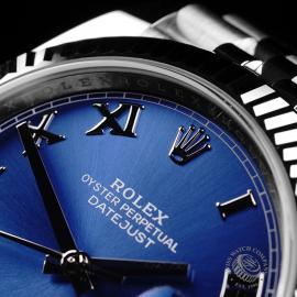 RO22710S Rolex Datejust 41 Unworn Close6