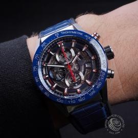 TA21664S Tag Heuer Carrera Calibre 01 Chronograph Wrist